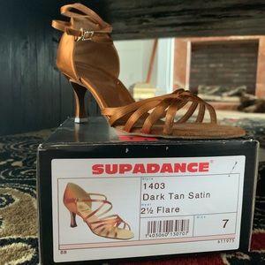Professional dance heels